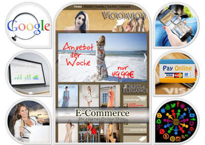 Website Example E-Commerce
